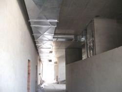 Поставка оборудования и монтаж приточно-вытяжных систем вентиляции