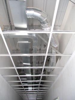 Проектування, поставка обладнання та монтаж систем припливно-витяжноївентиляції, повітряного опалення і кондиціонування