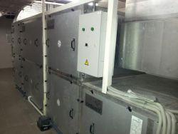 Поставка обладнання і монтаж систем припливно-витяжної вентиляції та мультизонального  width=