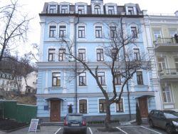 3D Проект систем вентиляции и кондиционирования в офисном здании по ул. Боричев Ток в г. Киеве.